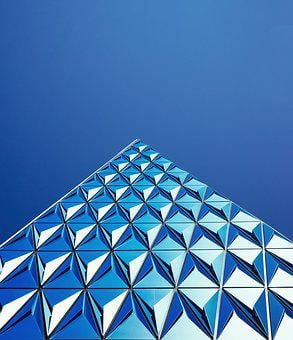 Abstract, Architectural, Architecture, Art, Blue Sky