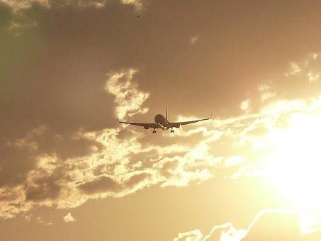 Aircraft, Boeing, Sun, Solar Ortho, Barcelona