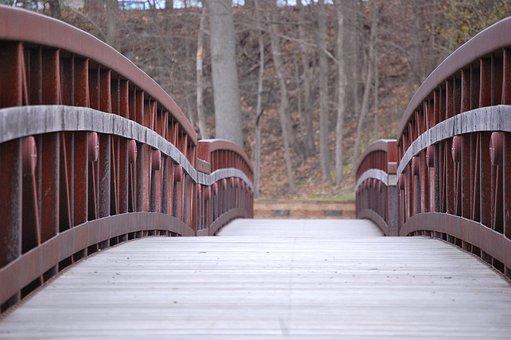 Bridge, Crossing, River, Cross, Transportation