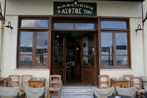 Cafeteria, Coffee Shop, Coffee Pot