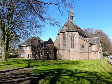 Andreaskerk, Geldringen, Church, Netherlands