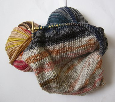 Wool, Mesh, Colorful, Color, Warm, Soft, Winter, Knit