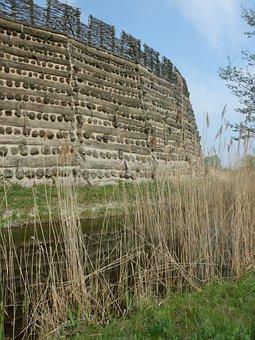 Slav Castle, Raddusch, Spreewald, History