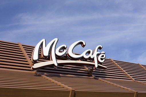 Mccafe, Mcdonalds, Cafe, Editorial, Roof, Fast Food