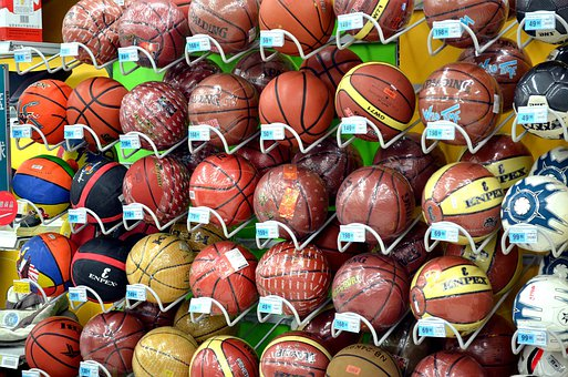 Ball, Balls, Sports, Wall, Basketball, Soccer, Sale