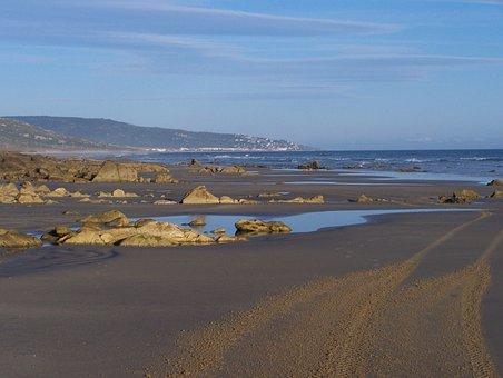 Beach, Rocks, Sea, Shore, Costa, The Botero Beach