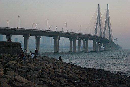 Bandra-worli Sea Link, Suspension Bridge