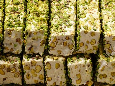 Bazaar, Istanbul, Market, Turkey, Sweetness
