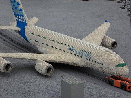 Legoland, Aircraft, From Lego, Lego Blocks