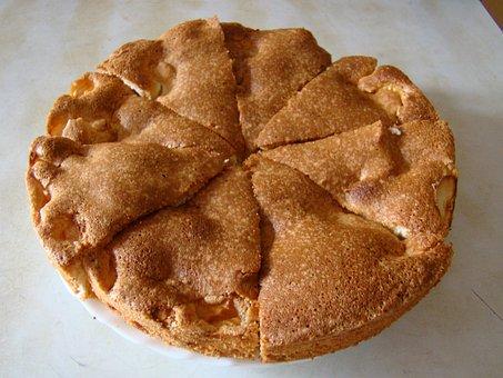 Pie, Cupcake, Apple Casserole, Food