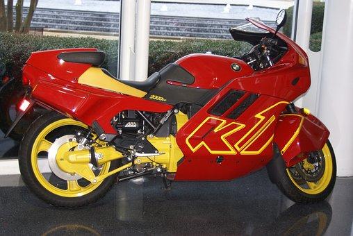 Motorcycle, Bike, K1000, Motorbike, Transportation
