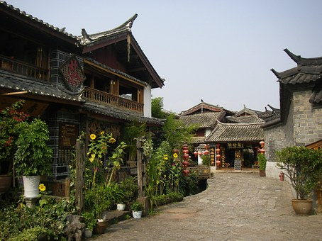The Scenery, Old Town, Early In The Morning