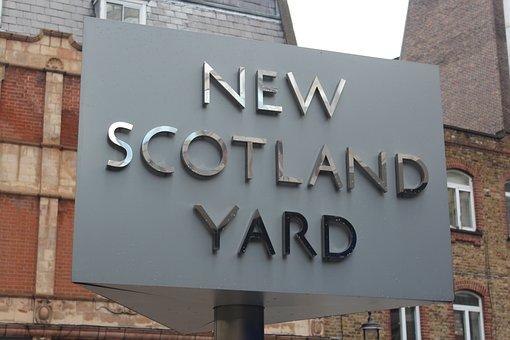 Scotland Yard, England, London, Police, United Kingdom