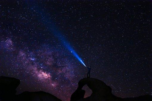 Constellation, Cosmos, Dark, Exploration, Galaxy