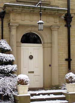 House Entrance, Entrance Door, Door, Input, Front Door
