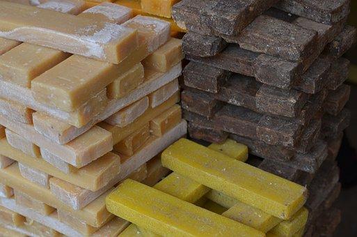 Soap, Handmade, Craft, Kind To The Skin, Myanmar