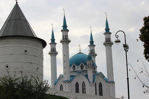 Mosque, Kazan, The Kremlin