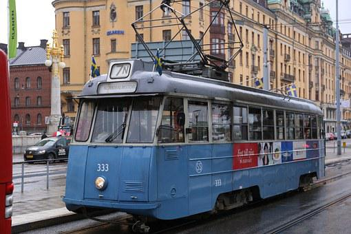 Tram, Old, Tourist Tram, Tour