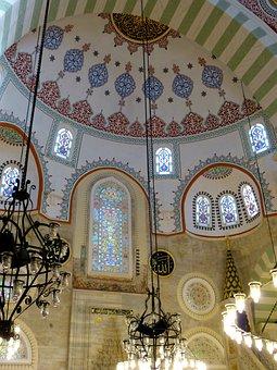 Mosque, Istanbul, Turkey, Islam, Allah, Prayer