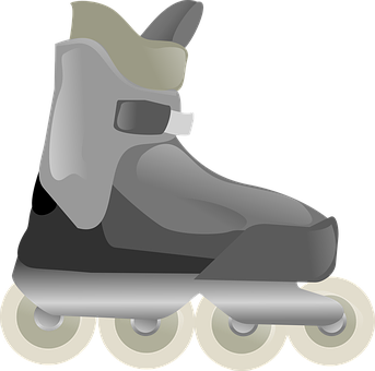 Skate, Inline, Rollerblades, Skating, Sport, Fitness