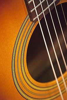 Acoustic Guitar, Guitar, Sound, Musical Instrument
