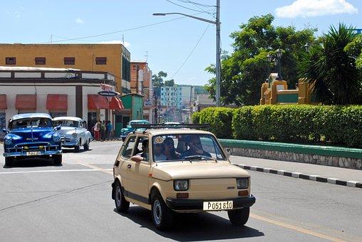 Fiat, Antique, Vintage, Car, Automobile, Historic