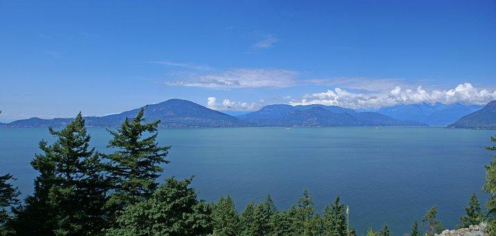 Howe Sound, Vancouver, British Columbia