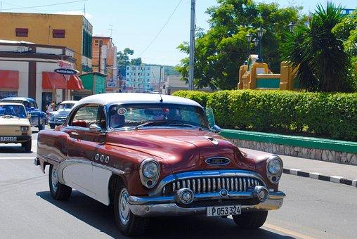 Buick, Antique, Vintage, Car, Automobile, Historic