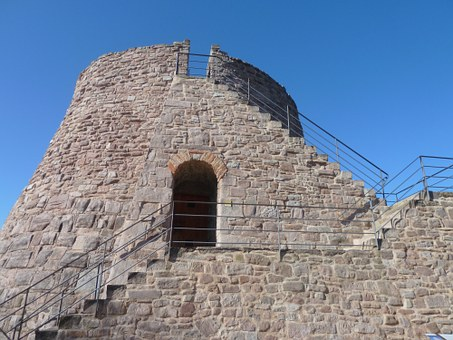 Castle, Parador, Cardona, Catalunya
