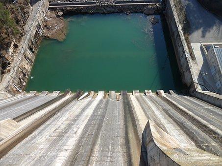 Dam, Sant Ponç, Reservoir, Marsh, Catalunya, Water