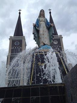 Madonna, Christianity, Chanthaburi