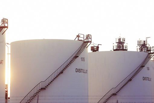 Tanks, Petrochemistry, Silos, Containers, Industrial