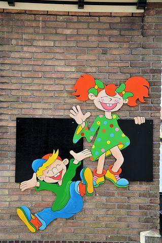 Kids, Decoration, Wall, Funny, Design, Celebration