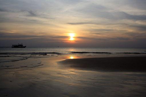 Sunset, Kho Chang, Thailand