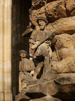 Oelberg, Speyer, Monument, Sculpture, Religious