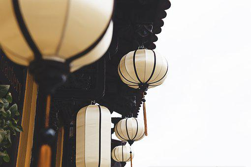 Antique, Classic, Design, Hanging, Lantern, Patterns