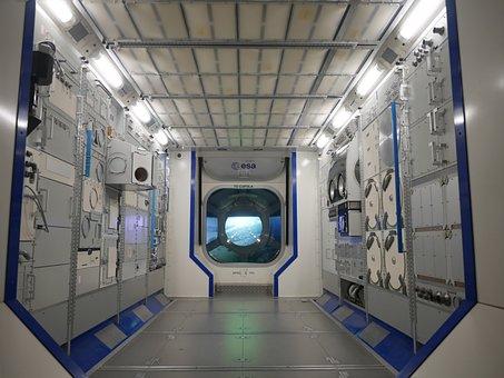Esa, Spacelab, Space, Helaal, Research