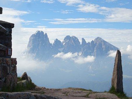 Dolorama, View, Mountain Hiking