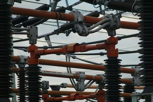 Substation, Vvn, High Voltage, High Voltage Switch