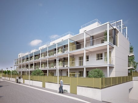 Black Forest Village, Rome, Apartments, Energy Saving
