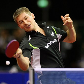 Bastian Steger, Table Tennis, Player, Athlete, German
