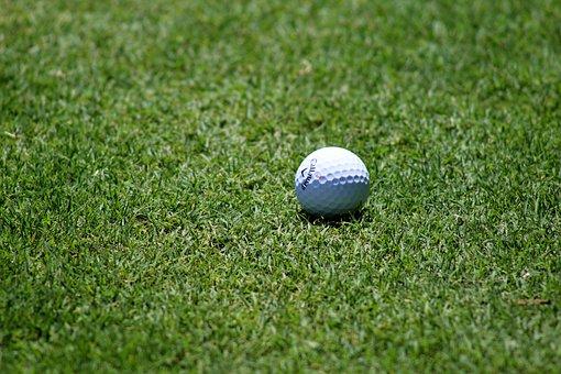 Ball, Fairway, Golf, Golf Ball, Grass, Sports