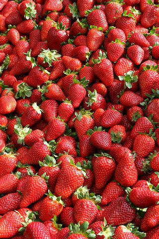 Strawberries, Fruits, Red, Food, Delicious, Fruit