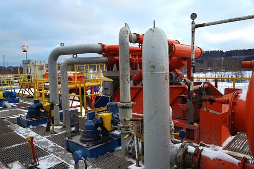 Drilling Rig, Shale Gas, Search, Natural Gas