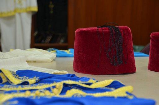 Hene, Hinna, Marocian, Morocco, Hat