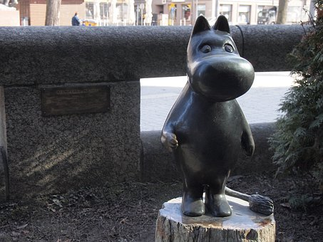 Moomin, Tampere, Finland, Anime, Museum