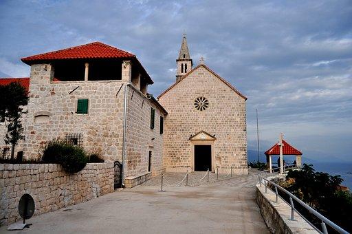 Lookout, Franciscan Monastery, Museum, Orebic, Croatia