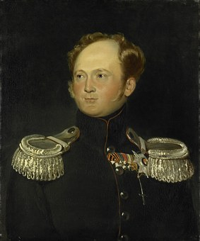 Alexander Van Rusland, Painting, Image, Historic