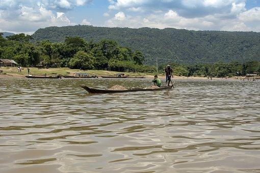 River, Tamron, Bangladesh, Bichnakandi, Sylhet, Nature