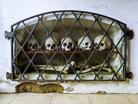 Bones, Church, Skull